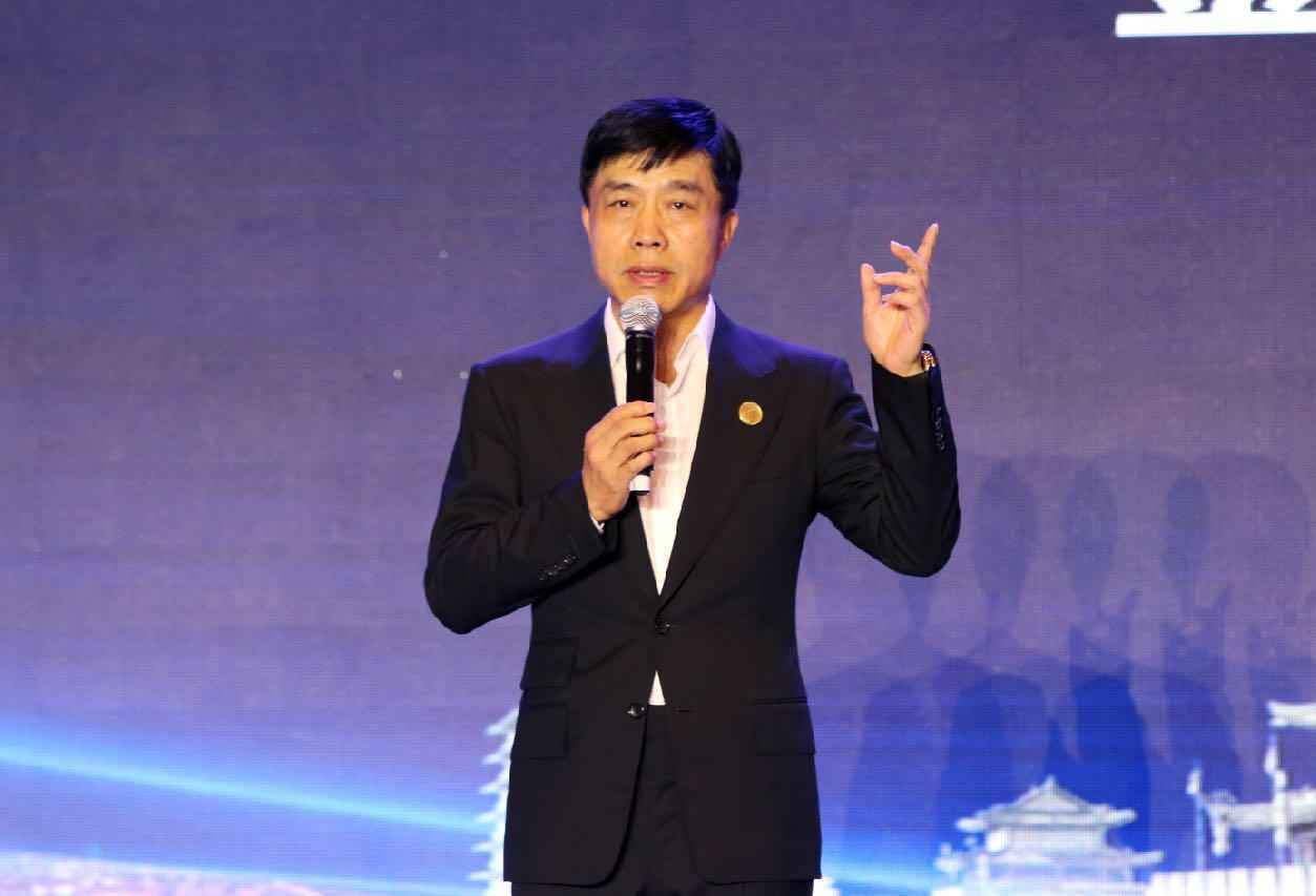 金花控股集团董事长吴一坚出席第四届全球社会企业家生态论坛